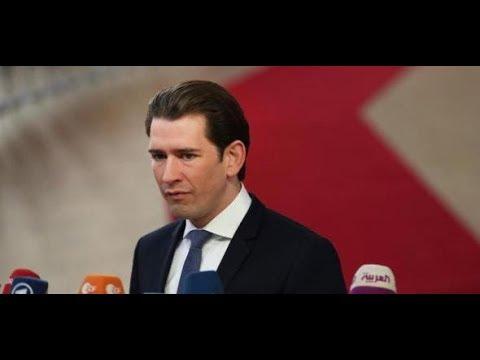 SEBASTIAN KURZ: Österreich steigt aus UN-Migrationspakt aus