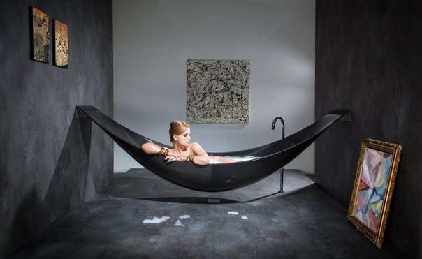 Ванны необычной формы, дизайн необычной ванной