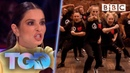 Cheryl's passions rise as fierce Unity UK smash it! - The Greatest Dancer   Auditions