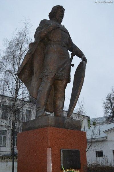 Александру Невскому