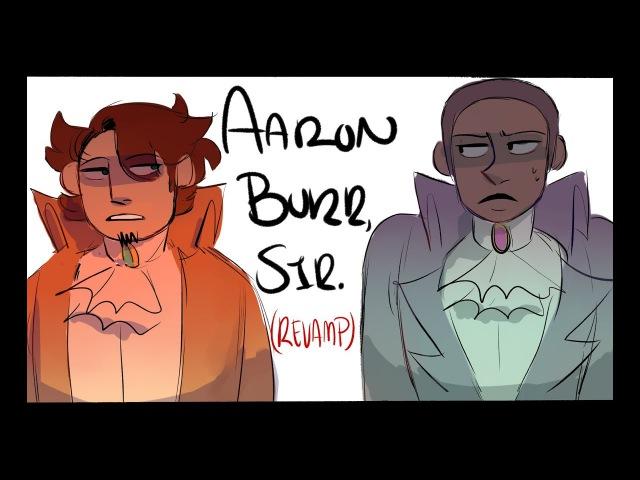 Aaron Burr, Sir (Animatic) [Redone]