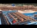 Посещение деревообрабатывающего предприятия ЛПХ СИЯНИЕ в городе Старая Торопа.