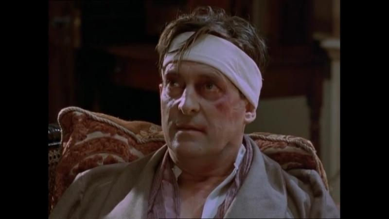 Скрытный клиент Приключения Шерлока Холмса Серия 32 Великобритания телесериал 1984 1994 годов