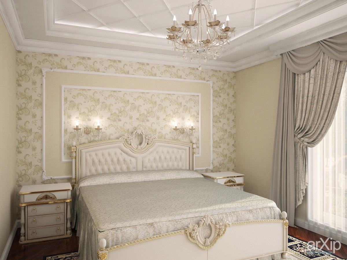Красивые интерьеры спальни Фото проектов