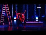 ТАНЦЫ: Уэйд Лайон и Юлиана Кобцева (сезон 4, серия 15)