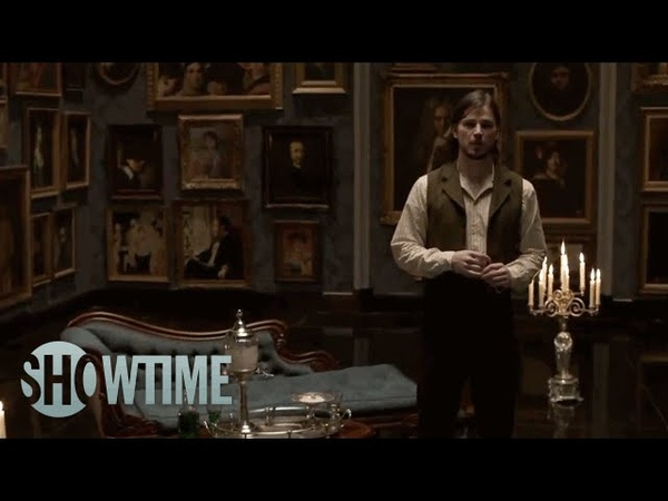 Penny Dreadful | Episode 104 Dorian Gray and Ethan Chandler | Autopsy of a Scene