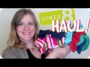 Crazy8 Haul and Shopping Clothing Sales