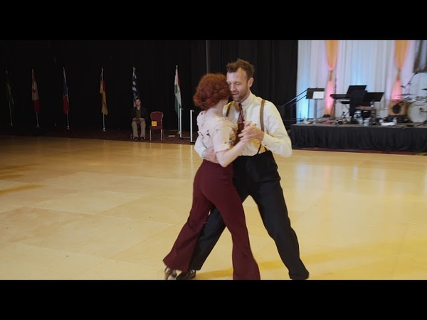 ILHC 2017 Open Strictly Balboa Finals Andreas Olsson Olga Marina Sweden Russia