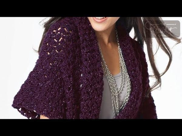 Crochet C2C Shawl