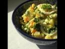 Салат с кальмаром Здоровое питание | Power of will