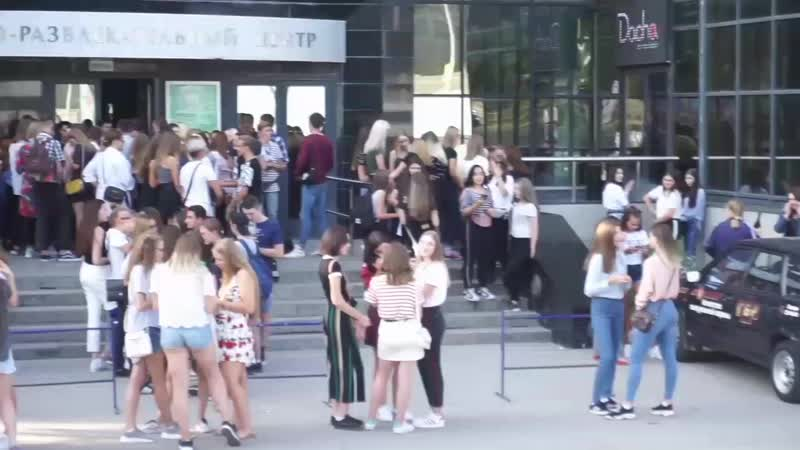 Private Party (видео отчет 1 сентябрь)