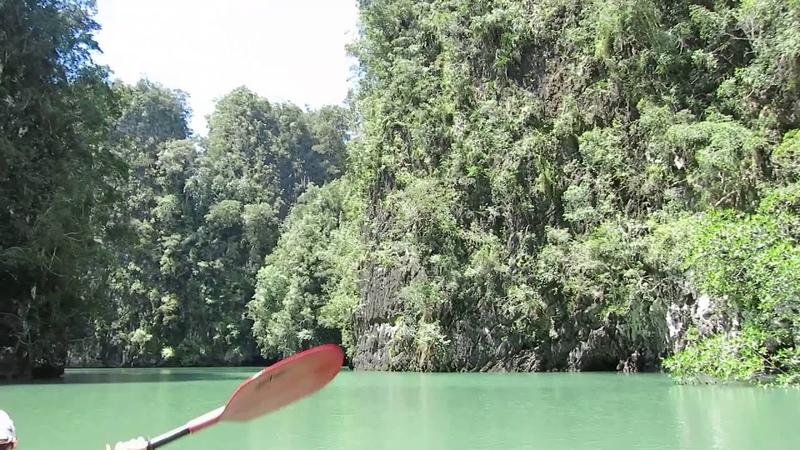 Таиланд. Краби. Каяки и мангровые леса. Мистические места.