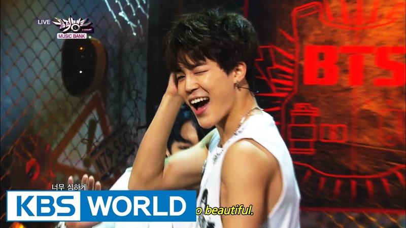 BTS - War of Hormone | 방탄소년단 - 호르몬 전쟁 [Music Bank HOT Stage / 2014.10.24]