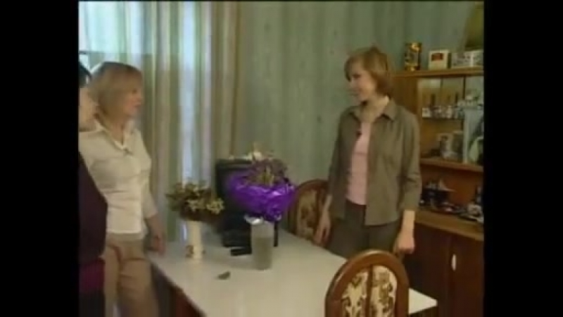 Квартирный вопрос НТВ 2001 Веранда на кухне
