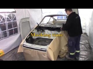 Обновил Porsche 911