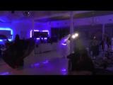 Световое восточное шоу на свадьбе в Краснодаре от дуэта Рахат Лукум кафе Малинов 22876