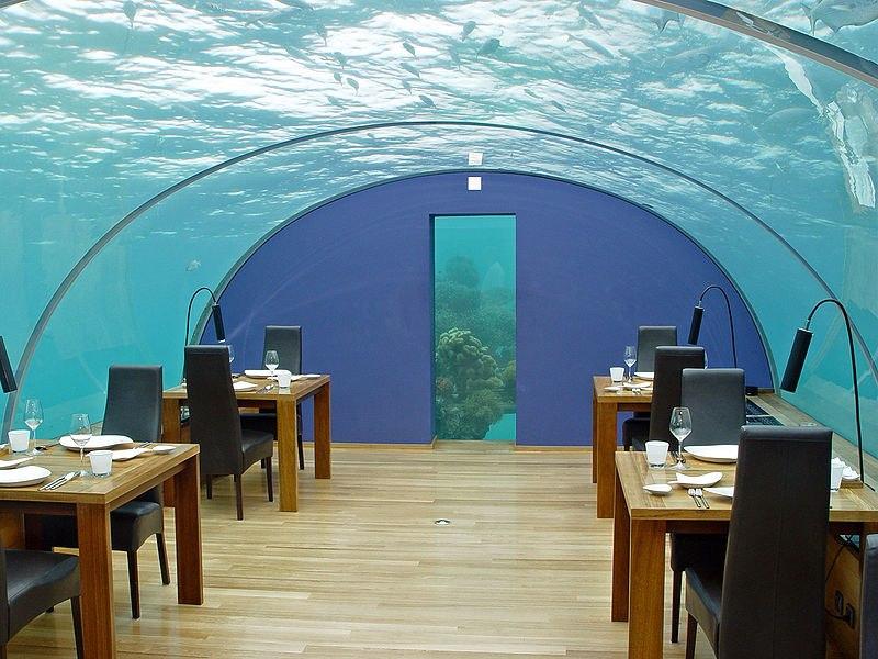 отель Conrad Maldives Rangali Island