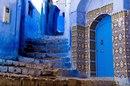 На севере Марокко есть небольшой город Шефшауэн. Его смело можно назвать «голубой мечтой»…