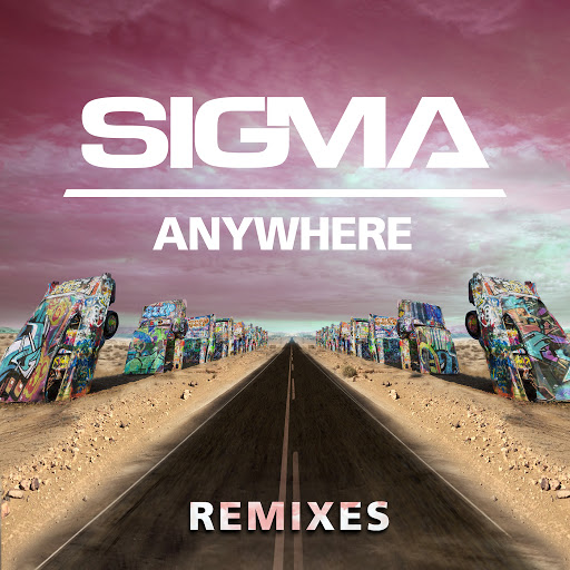 Sigma альбом Anywhere (Remixes)