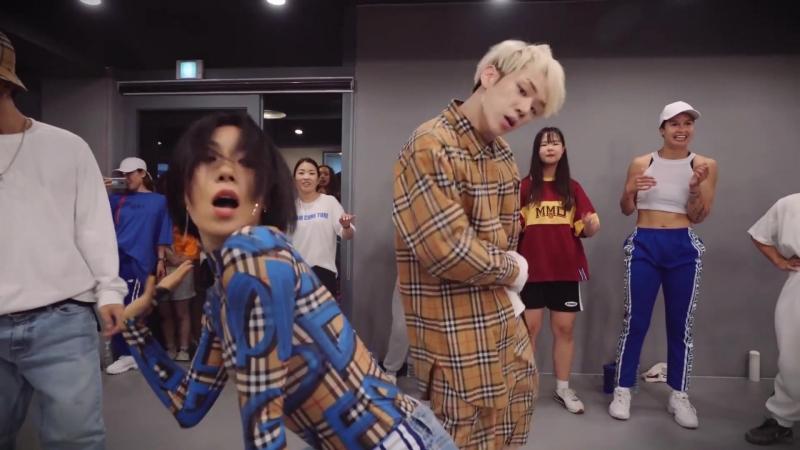 A.C.E Byeongkwan (APE**IT - The Carters / Lia Kim Choreography) 1million dance studio