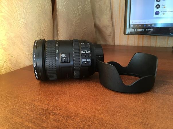 Nikon 18-200mm f/3