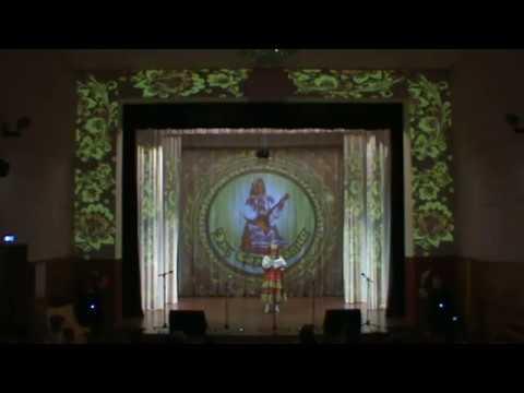 XIII Открытый межрайонный фестиваль конкурс исполнителей частушки Эх, Семёновна! 13 10 2018