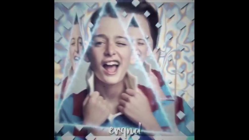 Millie Bobby Brown × Noah Schnapp vine