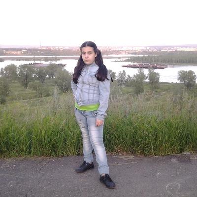 Зина Испирян, id224707248
