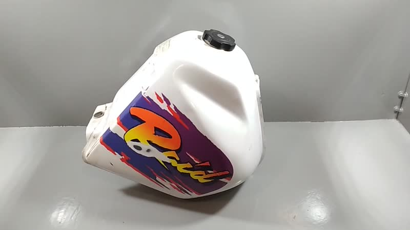 Моторазборка - Бак Yamaha ttr 250 raid