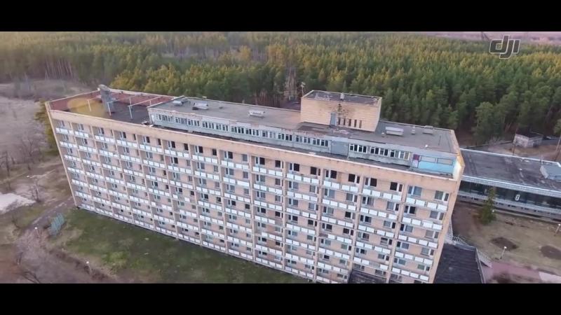 Санаторий Инжавинский - и то что с ним стало, 2018 г.