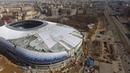 Стадион Динамо и Петровский Путевой дворец