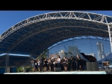 Марш Прощание славянки оркестр ДМШ 37