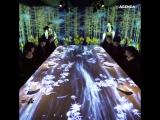 Лучший интерактивный ресторан в Токио