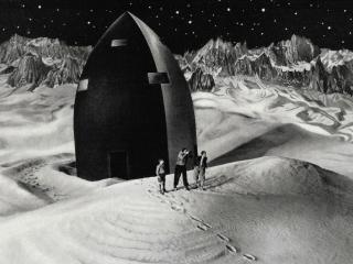 Женщина на Луне / Frau im Mond (1929) Фриц Ланг