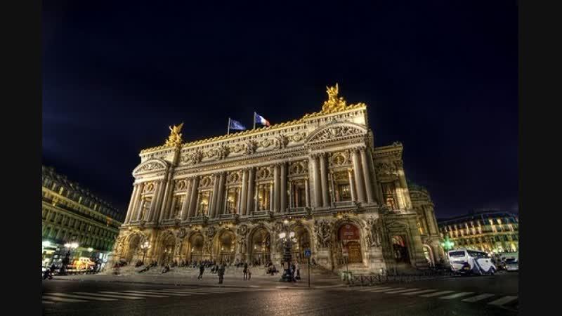 Парижская опера L'Opéra 2017