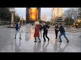 Чеченская Лезгинка На Улице В Баку 28 Май 2018 ALISHKA GUNEL Лezginka (Баку)