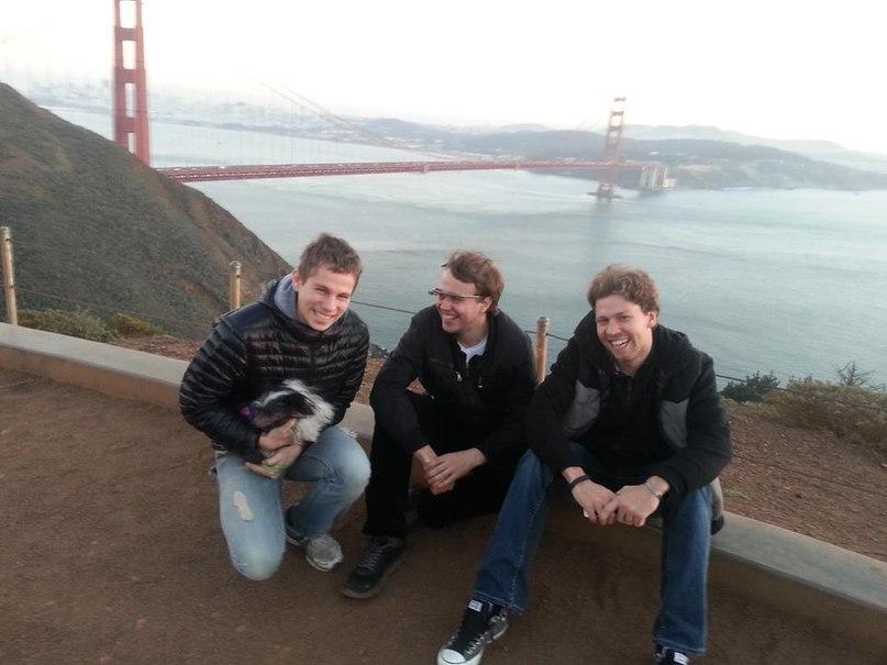 Виктор Крюков | San Francisco