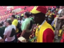 Senegal Fans Tidy Up WorldCup Stadium After Winning Against Poland