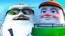 Развивающий мультфильм про Кораблик Элаяс. Полный вперед!