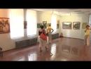 Виставка криворізьких художників до Дня незалежності