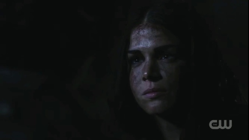 """The 100 5x12 """"Damocles - Part 1"""" Octavia: My Brother, My Responsibility"""