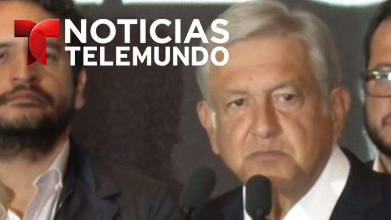 Mexico: La prensa mexicana exalta el triunfo de AMLO en las elecciones para presidente de Mexico