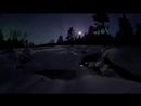 Сверное сияние в Финляндии