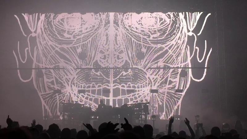 The Chemical Brothers - Block Rockin Beats , Live @ Metronome Festival 2018, Prague