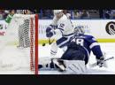 Вы это видели Василевский творит шедевры в НХЛ
