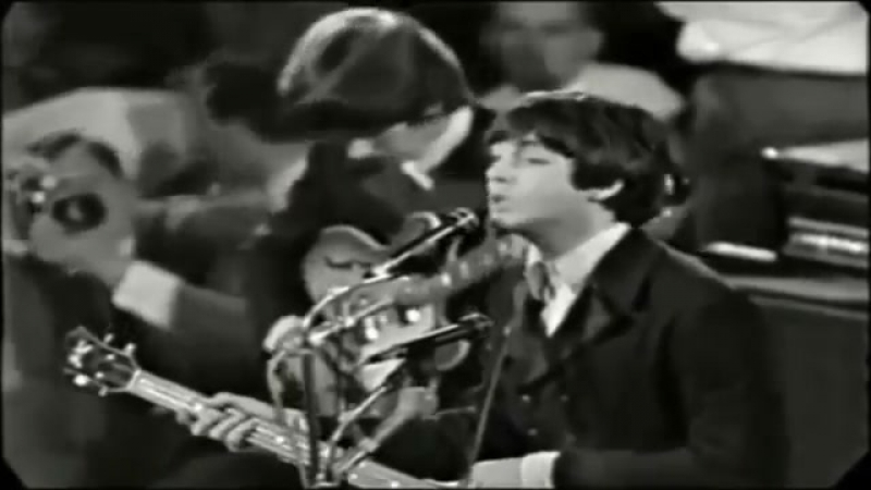 The Beatles - Yesterday live in Munich, 1966.mp4