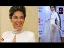 Nia Sharma TROLLED For Her HOT Dress _ Zee Gold Awards 2018