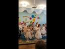 Праздник Веснянка у Карины, дет.сад.18, 2016/2017 учебный год
