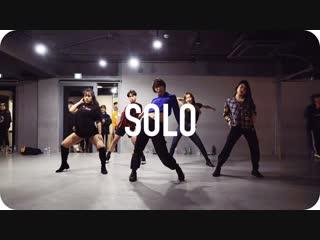 1Million dance studio Solo - Jennie / Jiyoung Youn Choreography