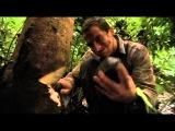 Ultimate Survival Bear Grylls makeshift raft / Выжить любой ценой Беар Гриллс самодельный плот